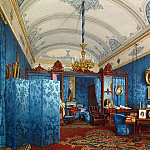 Premazzi, Luigi – Types of rooms of the Winter Palace. Dressing the Empress Maria Alexandrovna, part 10 Hermitage