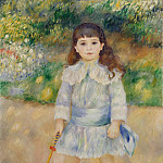 Child with a Whip, Pierre-Auguste Renoir