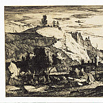 part 10 Hermitage - Rogman, Rulant - Tyrolean Landscape with a Column