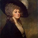 Romney, George – Portrait of Mrs. H. Greer, part 10 Hermitage