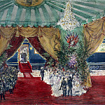 part 10 Hermitage - Piasecki, Pavel Ya - Check out Nicholas II of France - Farewell at the station Fresnua