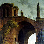 Robert, Hubert – Landscape with Ruins, part 10 Hermitage