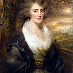 part 10 Hermitage - Raeburn, Henry - Portrait of Mrs E. Bethune