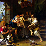 part 10 Hermitage - Ricci, Sebastiano - Childhood of Romulus and Remus