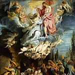 Rubens, Peter Paul – The Coronation of Madonna, part 10 Hermitage
