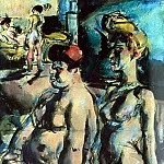 part 10 Hermitage - Rouault, Georges - Girls