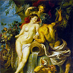 Union of Earth and Water, Peter Paul Rubens