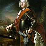 part 10 Hermitage - Peng, Antoine - Portrait of Christian August of Anhalt-Zerbst