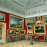 Premazzi, Luigi – Types halls of the New Hermitage. Cabinet of the Italian school, part 10 Hermitage