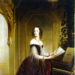 part 10 Hermitage - Robertson, Christina - Portrait of Grand Duchess Maria Nikolaevna