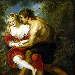 part 10 Hermitage - Rubens, Peter Paul - Pastoral Scene