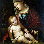 part 10 Hermitage - Romanin, Girolamo - Madonna and Child