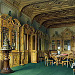 part 10 Hermitage - Premazzi, Luigi - Mansion of Baron AL Stieglitz. Library