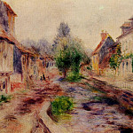 The Village, Pierre-Auguste Renoir