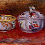 Pierre-Auguste Renoir - Still Life with Fruit Bowl