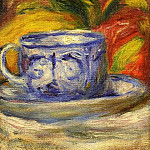 Pierre-Auguste Renoir - Cup and Fruit