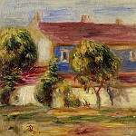 Pierre-Auguste Renoir - The Artists House