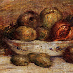 Still Life with Fruit, Pierre-Auguste Renoir
