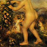 Ode to Flowers – 1903 -1905, Pierre-Auguste Renoir