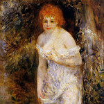 Pierre-Auguste Renoir - The Spring - 1895
