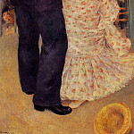 Country Dance - 1883, Pierre-Auguste Renoir