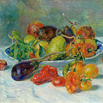 Fruits of the Midi - 1881, Pierre-Auguste Renoir