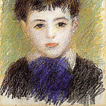 Pierre-Auguste Renoir - Portrait of Pierre - 1889 - 1890