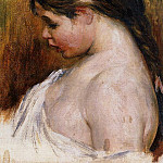 Pierre-Auguste Renoir - Young Girl Reading - 1888