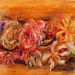 Garland of Flowers, Pierre-Auguste Renoir