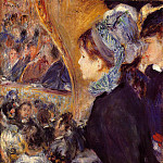 Pierre-Auguste Renoir - The First Outing - 1875 - 1876