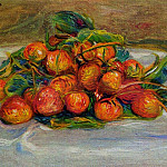 Strawberries - 1914, Pierre-Auguste Renoir