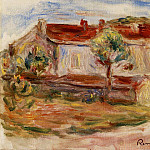 White House - 1915, Pierre-Auguste Renoir