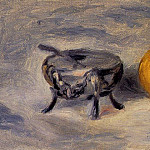 Sugar Bowl and Lemon, Pierre-Auguste Renoir