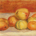 Pierre-Auguste Renoir - Apples and Manderines 1901