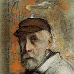 Self Portrait, Pierre-Auguste Renoir