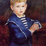 Paul Haviland – 1884, Pierre-Auguste Renoir
