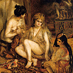 The Harem – 1872, Pierre-Auguste Renoir
