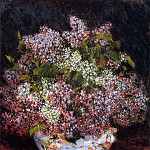 Пьер Огюст Ренуар - Bouquet of Flowers - 1878