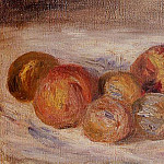 Still Life with Peaches, Pierre-Auguste Renoir