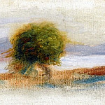 Пьер Огюст Ренуар - Cagnes Landscape - 1910