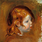 Portrait of Jean - 1896, Pierre-Auguste Renoir
