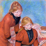 Reading – 1889, Pierre-Auguste Renoir