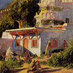 Пьер Огюст Ренуар - Mosque in Algiers 1882