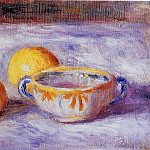 Still Life with Lemons, Pierre-Auguste Renoir