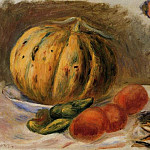 Melon and Tomatos - 1903, Pierre-Auguste Renoir