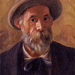 Пьер Огюст Ренуар - Self Portrait - 1899
