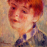 Pierre-Auguste Renoir - Margot - 1876