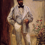 Пьер Огюст Ренуар - Charles le Coeur - 1874