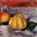 Pierre-Auguste Renoir - Still Life with Apples