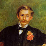Pierre-Auguste Renoir - Monsieur Germain - 1900